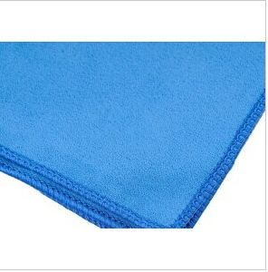 Microfiber Promotional Suede Polish Cloth for Screen/Lens/Eyeglass Cleaning (YYMC-200S) pictures & photos
