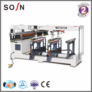 Three Line Multi-Drill Woodworking Boring Machine (MZ73213A) pictures & photos