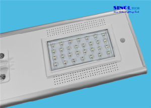 25W LED 50W PV Combined Solar LED Street Lighting (SNSTY-225) pictures & photos
