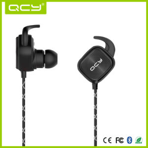 Magnetic Bluetooth Headphones, Qcy Qy12 Wireless in-Ear Sport Headsets pictures & photos
