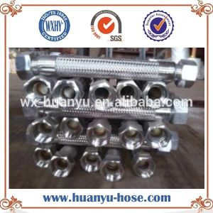 Heat Resistant Materials Stainless Steel Braided Hose Flexible Metal Hose/Pipe pictures & photos