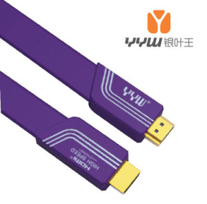 HDMI Cable 1.4V/2.0V 1080P 3D 4kx2k (YHD1801PM)