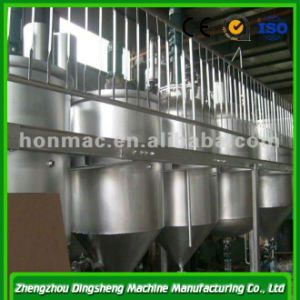 Complete Set High Quality Crude Sunflowerseeds Oil Refining Equipment pictures & photos