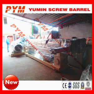 Double Extruder Recycling Machine Line for Sale pictures & photos