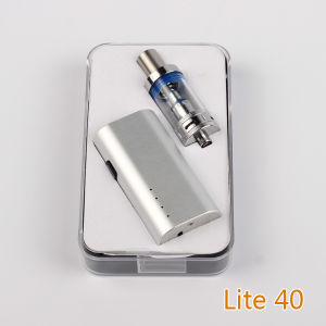 Rechargeable E-Cig 40W 2200 mAh Box Mod Lite 40 pictures & photos