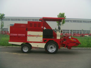 Agricultural Combine Harvest Machine for Corn pictures & photos