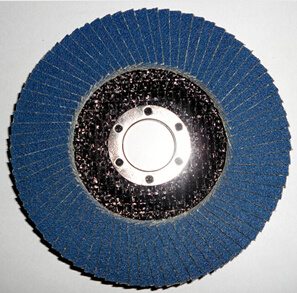 Standard Flap Disc for Stainless Steel with a/O Zirconia Ceramic Cloth pictures & photos