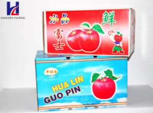Hot Sale Fruit Corrugated Carton pictures & photos