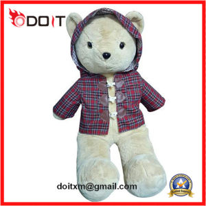 Classic Teddy Bear Cuddly Teddy Bear with Clothes pictures & photos