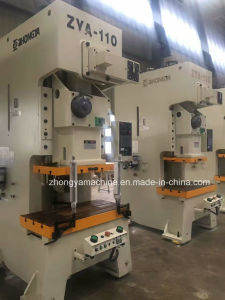 High Precision Crank Press Machine Zya-110ton pictures & photos