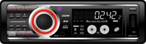 CD, LCD Display and Digital Clock of Car MP3 Player pictures & photos