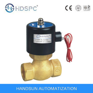 2/2 Way Pilot Operated High Temperature Steam Solenoid Valve (2L) pictures & photos