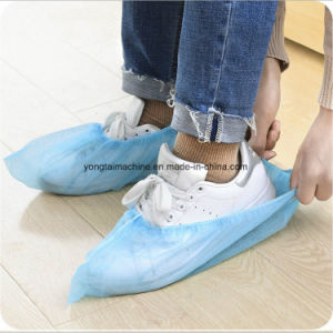 Non Woven Dustproof Surgical Shoe Cover Making Machine pictures & photos