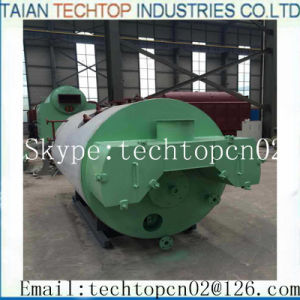 Wns Industrial Oil Boiler Automatic Heavy Oil Boiler Hot Oil Boiler pictures & photos