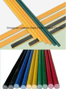 Customized Fiberglass FRP Rod with High Tensile Strength pictures & photos