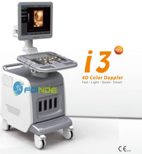 I3 Hot Selling CE Approved 4D Color Doppler Ultrasound pictures & photos
