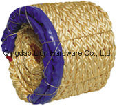 PP Three-Ply Rope pictures & photos