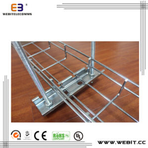 3m Length+Data Center Using+Stainless Steel Cable Tray pictures & photos