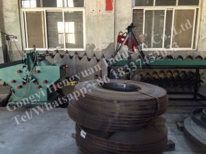 High Output Conveyor Spiral Blade Making Machine pictures & photos