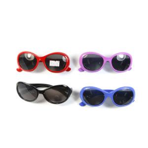 Hot Selling Children Pattern Frame Plastic Sunglasses