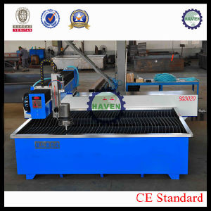 Cux400-Sq4020 CNC Water Jet Cutting Machine pictures & photos