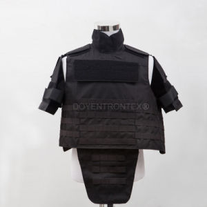 NIJ Ballistic PE Bulletproof Vest Military Cordura (TYZ-BV1211) pictures & photos