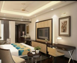 Hotel Bedroom Furniture/Luxury Kingsize Bedroom Furniture/Standard Hotel Kingsize Bedroom Suite/Kingsize Hospitality Guest Room Furniture (NCHB-95103053336) pictures & photos
