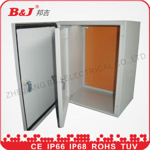 Double Door Metal Enclosure/Double Door Electrical Metal Enclosure pictures & photos
