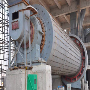 Wet and Dry Mine Ball Mill & Cement Mill of Milling Machine pictures & photos