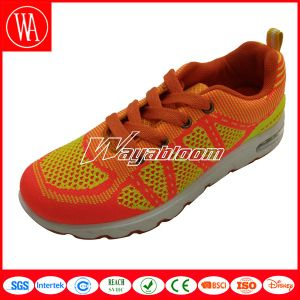 Lace-up Summer Breathable Sports Shoes for Child pictures & photos