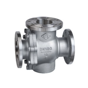 Three-Way Ball Valve (Q45F) pictures & photos