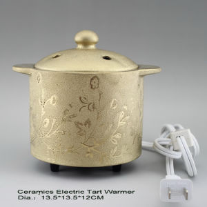 15CE23974 Gold Plated Electric Simmer Burner pictures & photos