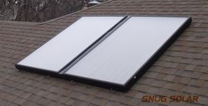 Solar Panels for Heating Water pictures & photos
