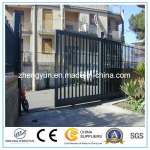 2017 Automatic Sliding Iron Gates pictures & photos