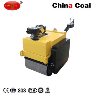 Small Walk Behind Full Hydraulic Vibratory Road Roller Compactor pictures & photos