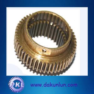 High Precision Brass Inside and Outside Gear (DKL-G019)