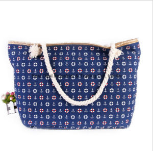 The New Female Bag Casual Canvas Bag Shoulder Bag Female Personality to Carry Handbags pictures & photos