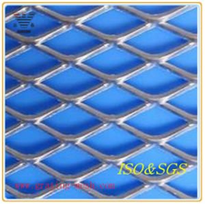 Aluminuim Expanded Metal Screen Mesh