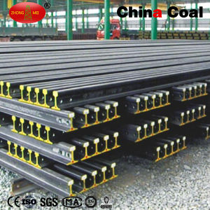GB22kg Steel Rail with Fish Plates/ Bolt/ Nuts pictures & photos