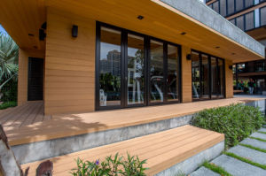 WPC Building Material / WPC Decking for Wall Panel pictures & photos