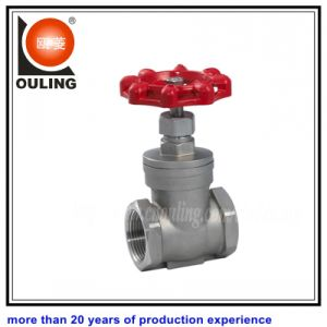 Thread Gate Valve