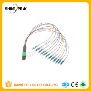 Fiber Optical Patchcords Manufacturer Sc/LC/St/FC/MPO pictures & photos
