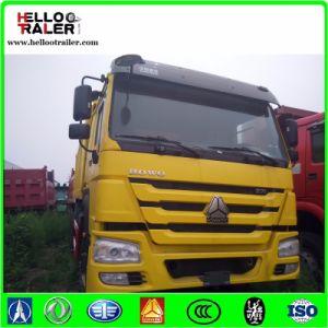 Heavy Duty HOWO 10 Wheel Tipper Dump Truck 380HP pictures & photos