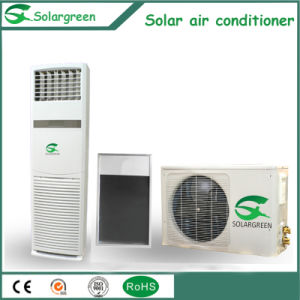 Solargreen DC Inverter Hybrid Solar Air Conditioner for Homes pictures & photos