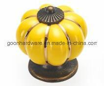 Ceramic Pumpkin Knob - G08208 pictures & photos