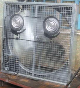 "50"" Mist Industrial Fan pictures & photos"
