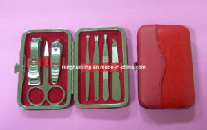 RMS-825 High Quality Stainless Steel Manicure Set pictures & photos