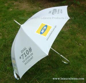 High Quality Aluminum Straight Umbrella (OCT-TXN01) pictures & photos