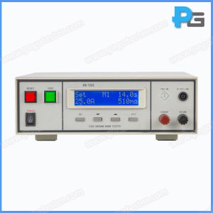 High Accuracy Progamable Ground Resistance Tester pictures & photos