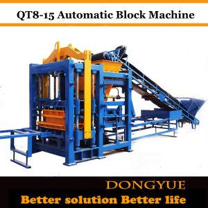 Heavy Machine Qt8-15 Electric Block Making Machine pictures & photos